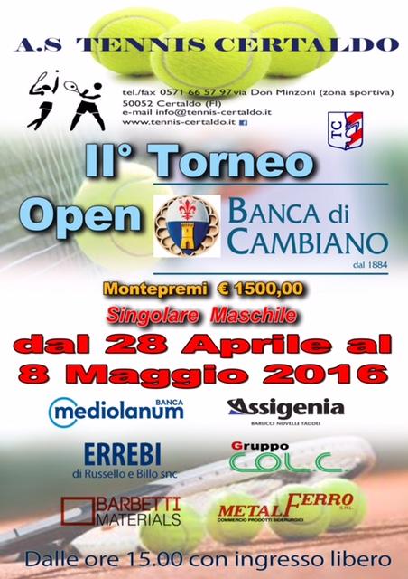 Infotennis Calendario Tornei.A S Tennis Certaldo Tornei